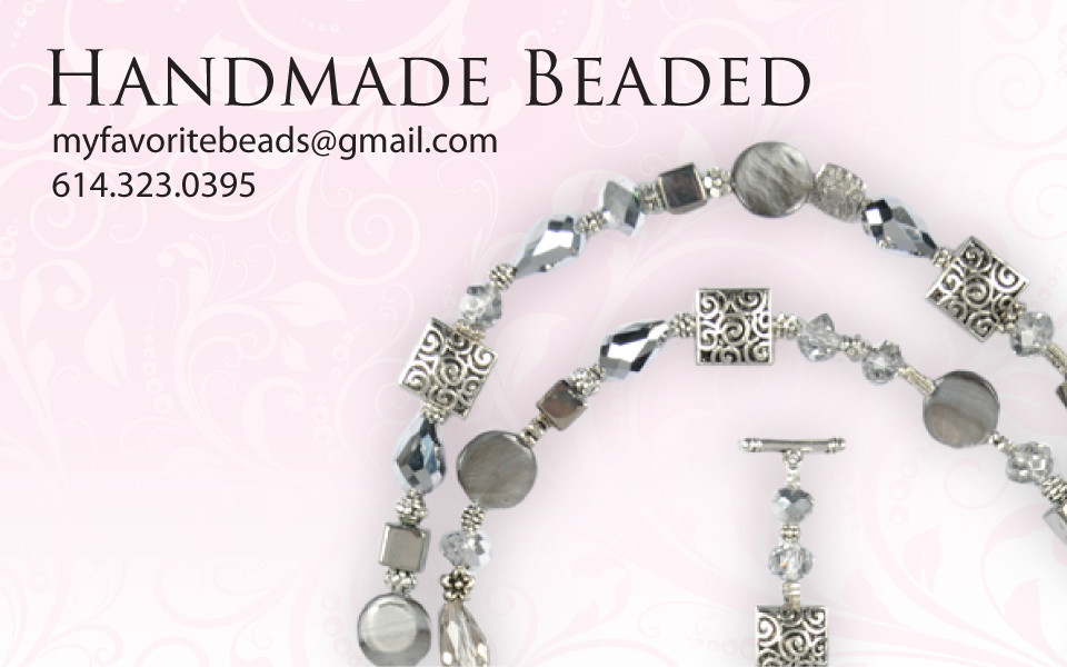Handmade Beaded Jewlery