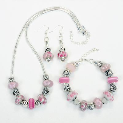 Sweet Dreams Three Piece Jewelry Set