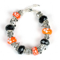 Happy Halloween Bracelet